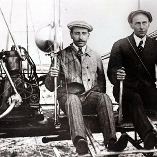 Fathers of Flight - The Wright Brothers