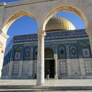Da Masada fino a Hebron