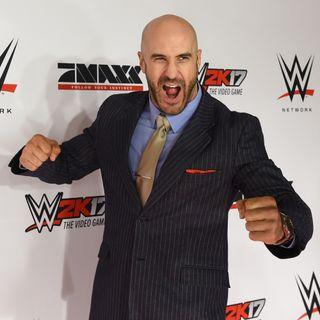 WWE Cesaro Road To Wrestlemania