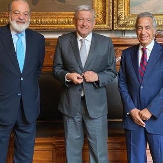 López Obrador, se reúne con empresarios
