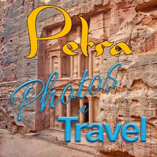 Petra, 7th Wonder of the World - September, 2020