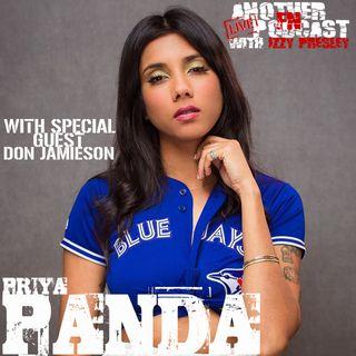 Priya Panda & Don Jamieson Talking Monsters Of Rock Cruise