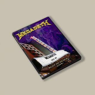 9. [IL DISCO] Megadeth - Rust In Peace Live