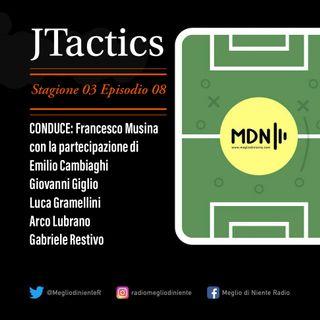 J-TACTICS-Amico Fragile (S03 E08)