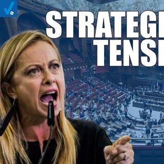 Strategia della tensione - Dietro il sipario - Talk Show