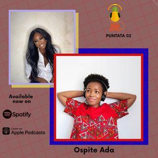 Issa Afro Puntata 02 ospite Ada