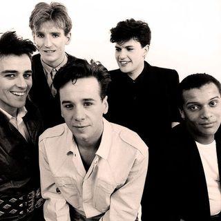 """Parliamo dei SIMPLE MINDS e del loro disco """"New Gold Dream"""" del 1982"""