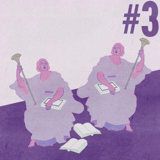 #3 – Donna è bello, strega è meglio