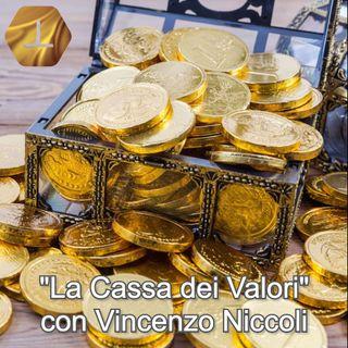 """""""La Cassa dei Valori""""  con Vincenzo Niccoli - terza parte   🎧🇮🇹"""