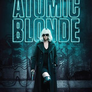 Podcast Review:  Atomic Blonde (Spoiler Free)