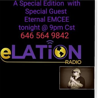 A Special Edition with Special Guest Eternal EMCEE   Thomas Lewandowski A.K.A. Eternal Emcee is the