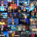 TV News Anchors Speaking From the Heart — Uh, TelePrompter