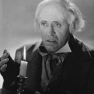 Season 4:  Episode 151 - CLASSIC NOVELS:  A Christmas Carol (1843) / Scrooge AKA A Christmas Carol (1951)