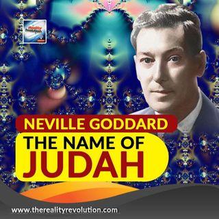 Nevile Goddard The Name Of Judah