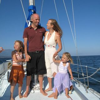 A family Afloat