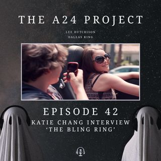 42 - Katie 'The Bling Ring' Chang Interview
