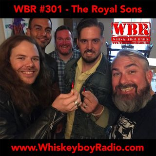 WBR #301- The Royal Sons