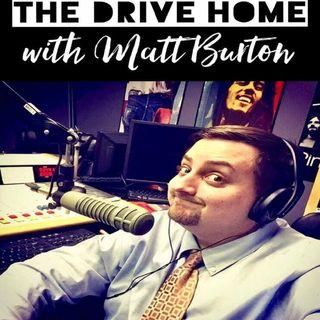The Drive Home with Matt Burton: The McDonald's Hoarder