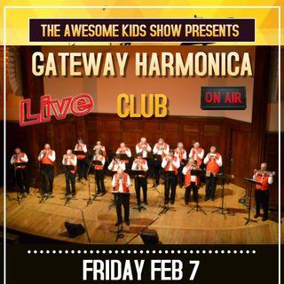 Gateway Harmonica Club Interview