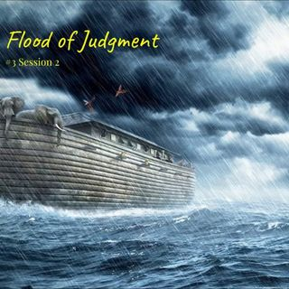 1 December 2018 - (#3 Session 2) Day 2 - Flood of Judgment