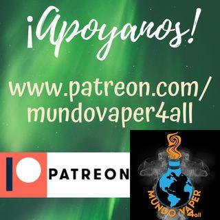 Bienvenidos a PATREON (haciendo comunidad en el VAPEO)
