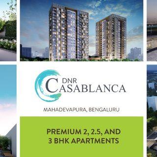 DNR Casablanca Apartment in Mahadevapura Bangalore