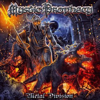Metal Hammer of Doom: Mystic Prophecy - Metal Division