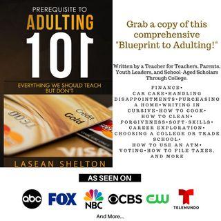 Prerequisite to Adulting 101 Radio!