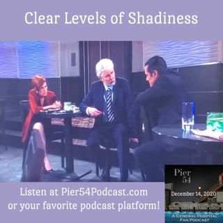 Episode 187: Clear Levels of Shadiness