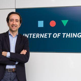 Vicente Muñoz, presente en Telefónica Tic Forum hablamos sobre IoT