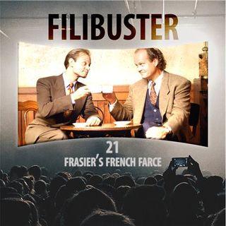 21 - Frasier's French Farce