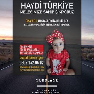 Sofia Deniz'in Elinden Tut! (4/100)