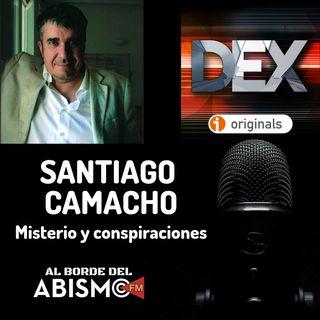 """Santiago Camacho de """"Días Extraños"""". Podcast de misterio y conspiraciones"""