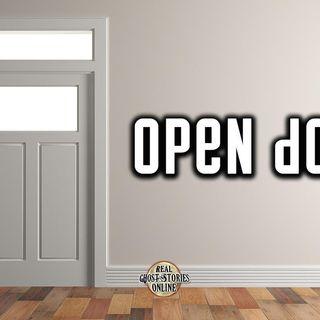 Open Door   Haunts, Paranormal, Supernatural