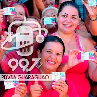 Continúa jornada de carnetización del PSUV