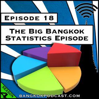 The Big Bangkok Statistics Episode [Season 4, Episode 18]