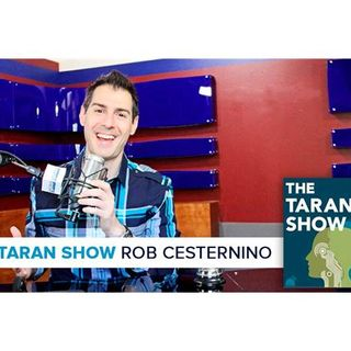The Taran Show | Premiere Episode with Rob Cesternino