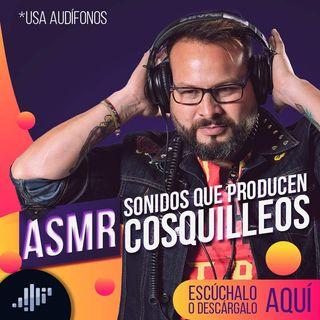 ASMR Sonidos que causan cosquilleos. *escúchalo con audífonos*