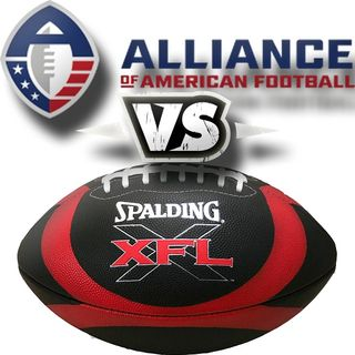 Phil Talks Sports ft: Joseph Graves: Spring Football (AAF vs XFL)