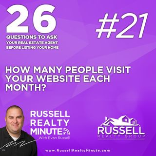 How many people visit your website each month?