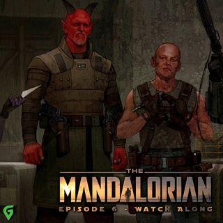 Mandalorian S1 Episode 6 Commentary Track