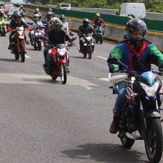 Aprobaron crear padrón de Motocicletas, diputados del Estado de México.
