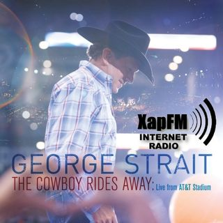 George Strait - The Cowboy Rides Away LIVE from AT&T Stadium