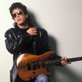 New York City man, i trent'anni dell'album New York di Lou Reed