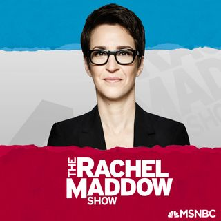Former FBI Director James Comey sits down with Rachel Maddow