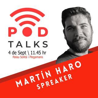 ¿ Qué opciones tengo para vivir del podcast en España ? por Martín Haro de @Spreaker