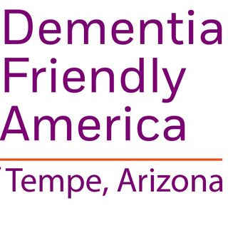 AIA - Tempe Mayor Mark Mitchell and Banner Alzheimers Institute - Tempe Being Named a Dementia Friendly City - Aging in AZ - 9-18-16