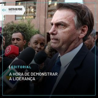 Editorial: A hora de demonstrar a liderança