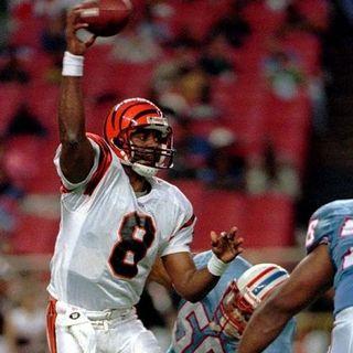 NFL Legends Show: Former Pro Bowl quarterback Jeff Blake