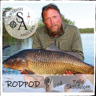 Swedish Anglers RodPod Avsnitt 10 med Palle Sköldblom